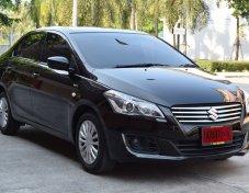 Suzuki Ciaz 1.2 (ปี 2017) GL Sedan AT ราคา 379,000 บาท