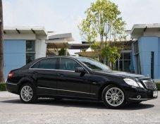 Benz E200 CGI ปี 2011