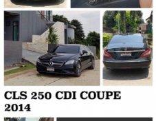 ขายรถ MERCEDES-BENZ CLS250 CDI ที่ กรุงเทพมหานคร