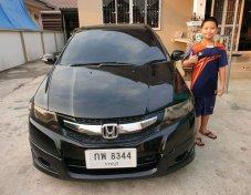ขายรถ HONDA CITY ที่ เพชรบุรี