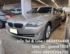 BMW 520i 2.0 [F10] AT ปี 2012