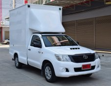 Toyota Hilux Vigo 2.5 CHAMP SINGLE (ปี 2013) J Pickup MT
