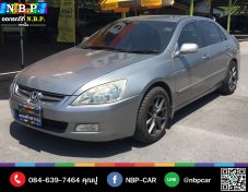 HONDA ACCORD 3.0 V6 VTEC (SUN ROOF)
