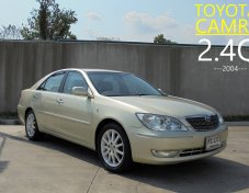 TOYOTA CAMRY 2.4Q / AT / ปี 2004