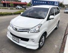 2014 Toyota Avanza ขายถูก