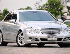 Benz e230 2.5 Avantgarde ปี2008