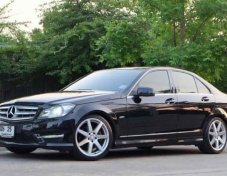 Benz C-class C180 AMG 2012