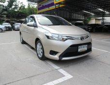 Toyota Vios 1.5 E ปี2015 เกียร์ AT