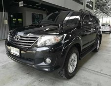 TOYOTA FORTUNER 2.5G 2WD / AT / ปี 2013