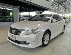 TOYOTA CAMRY 2.0G EXTREMO / AT / ปี 2013