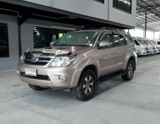 TOYOTA  FORTUNER 3.0V 4WD / AT / ปี 2007