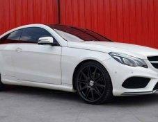 Benz E200  ปี2015