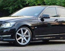 Mercedes Benz C180 AMG ปี 2012