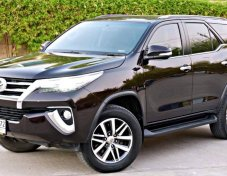 2015 Toyota Fortuner Exclusive V suv