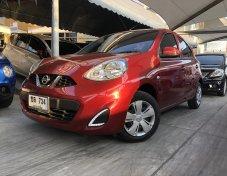 Nissan March 1.2 E Hatchback ปี 2018