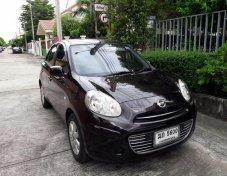 ขายรถ NISSAN MARCH ที่ นนทบุรี