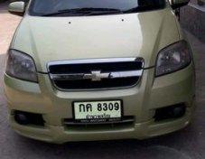 ขายรถ CHEVROLET Aveo ที่ นครพนม
