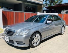 BENZ E200 CGI AMG 7Speed AT ปี 2013