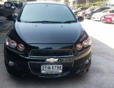 2014 Chevrolet Sonic LTZ sedan