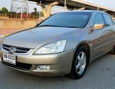 2003 Honda ACCORD E sedan