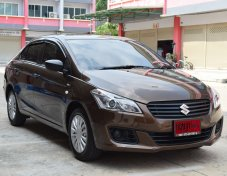 Suzuki Ciaz 1.2 (ปี 2017) GA Sedan MT ราคา 289,000 บาท