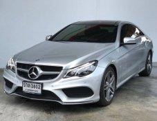 2014 Mercedes-Benz E200 COUPE ดูรถคันอื่นแอดไลน์