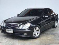 2004 Mercedes-Benz E240 2.6 ดูรถคันอื่นแอดไลน์