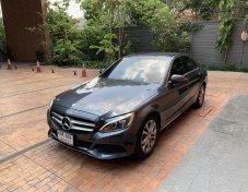 2016 Mercedes-Benz C200 sedan