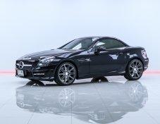 2012 Mercedes-Benz SLK250 1.8