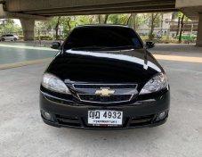 Chevrolet Optra 1.6CNG ปี 2011 สีดำ รุ่นแก๊สโรงงาน เอกสารครบพร้อมโอน