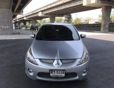 ฟรีดาวน์ Mitsubishi Space Wagon 2.4GLS ปี 2006 รถมีเล่มพร้อมโอนทันที