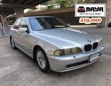 เมญ่าขายรถฟรีดาวน์ BMW 523iA 2.4 A/T 2002