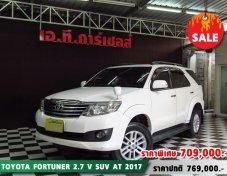 2012 Toyota Fortuner 2.7 V
