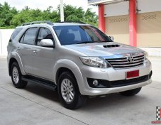 Toyota Fortuner 3.0 (ปี 2012) V SUV AT
