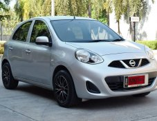 Nissan March 1.2 (ปี 2013) E Hatchback MT ราคา 229,000 บาท