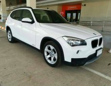 BMW X1 sDrive 1.8i LCI ปี2014
