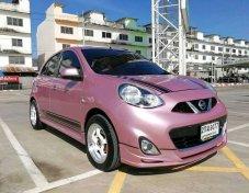 ขายรถ NISSAN MARCH ที่ ปทุมธานี