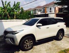 ขายรถ TOYOTA Fortuner ที่ นนทบุรี