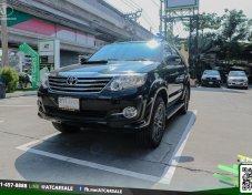Toyota Fortuner 2.5 V ปี 2014