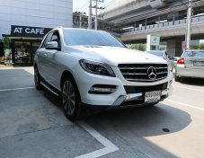 Mercedes Benz ML250 Bluetech Exclutive 2.1 ปี 2015