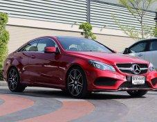 Mercedes-Benz E250 AMG Dynamic 2016