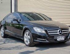 Mercedes-Benz CLS250 CDI Exclusive 2012 รถเก๋ง 4 ประตู