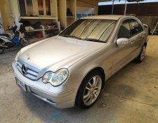 Mercedes-Benz C200 Kompressor Elegance 2001