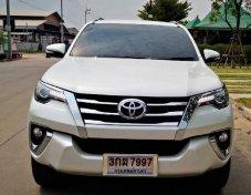 2015 Toyota Fortuner 2.4 V suv at
