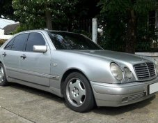 MERCEDES-BENZ E230 1997 สภาพดี