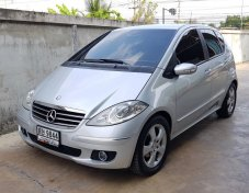 2006 Mercedes-Benz A170 Avantgarde suv