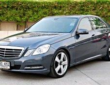 ขาย Benz E200 CGI ปี 2012 เจ้าของเดียว ประวัติ Service ที่ ศูนย์ Benz thailand ตลอด