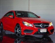 Mercedes-benz e250 2.0 w207 amg plus coupe 2015