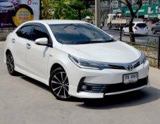 Toyota Altis  ปี: 2017