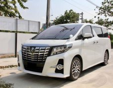 Toyota Alphard 2.5 SC Package ANH30 2017